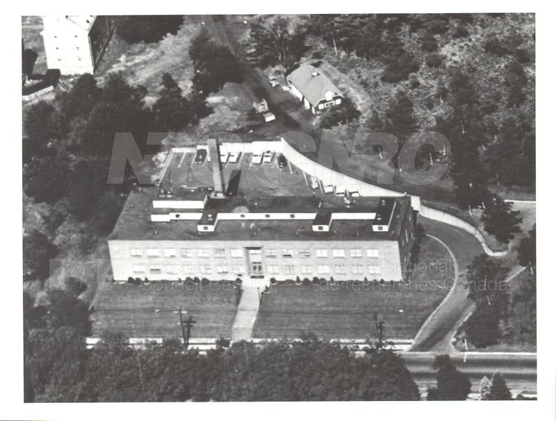The Building- Exterior Views 1950-1968 008