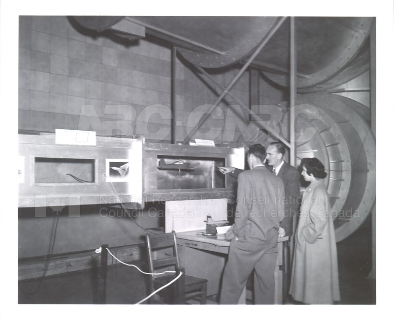 NRC Open House- Montreal Road 1954 004