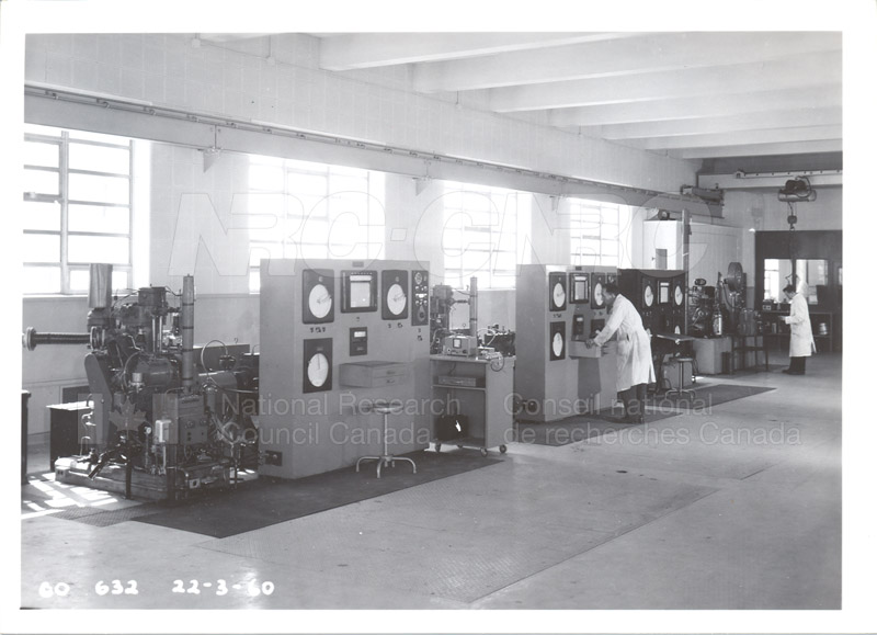 Fuel and Lubricant Lab Apparatus and Testing Procedures 1960 045