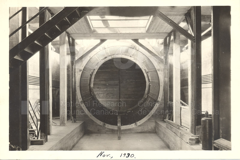 Sussex St. and John St. Labs- Album 3-Wind Tunnel Book 2 Nov. 1930