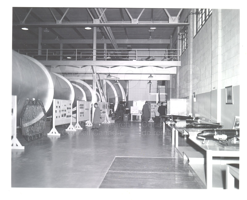 NRC Open House- Montreal Road 1954 030