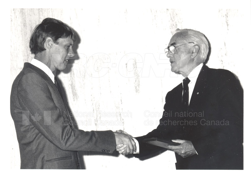 25 Year Service Presentations June 8, 1988 016
