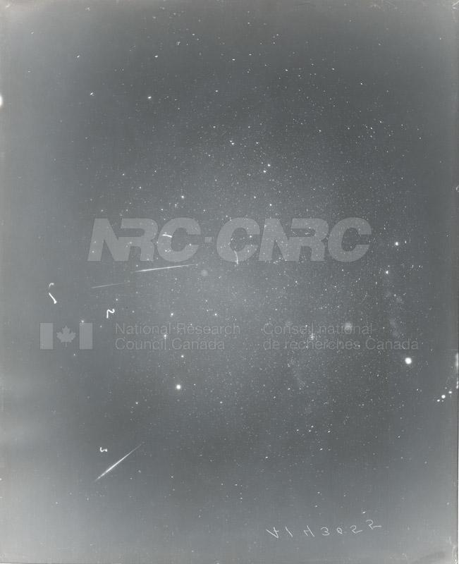 Meteor- Dova Aua, New Mexico Dec. 13-14 1950