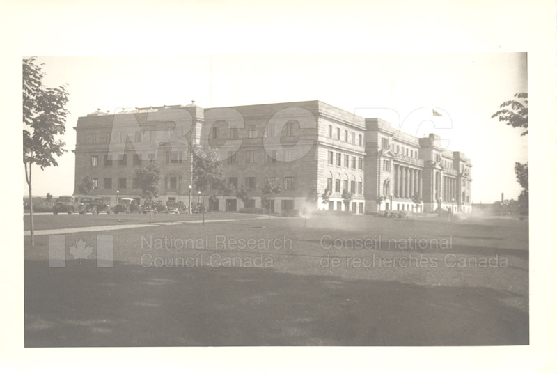 100 Sussex Drive West Wing c.1932