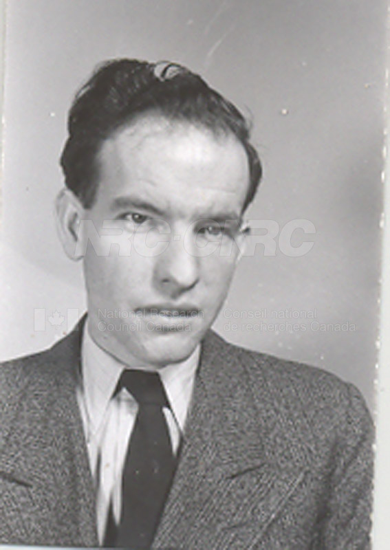 Photographs of Postdoctorate Issue 1957 099