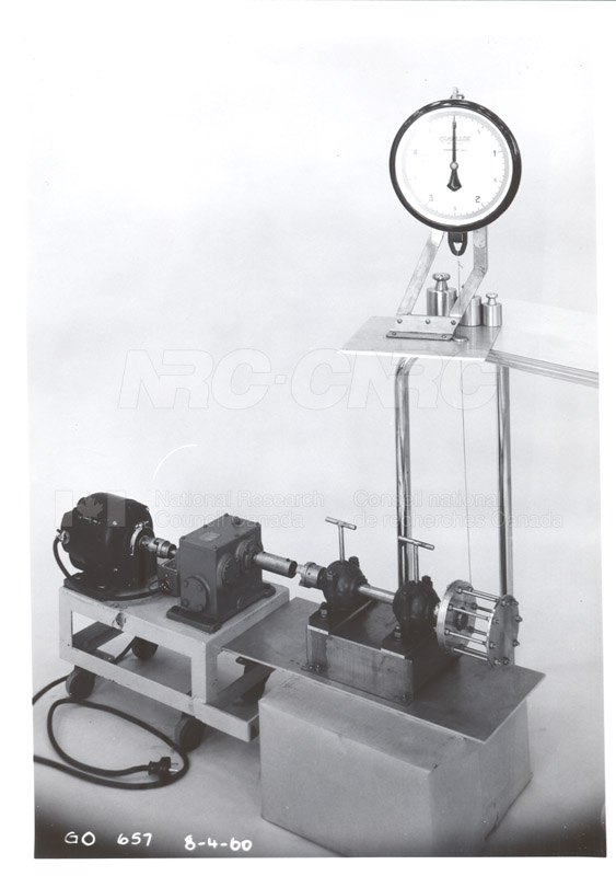 Fuel and Lubricant Lab Apparatus and Testing Procedures 1960 036