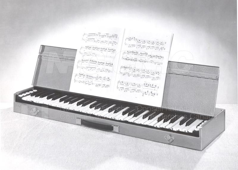 Portable Touch Sensitive Organ 1955 002