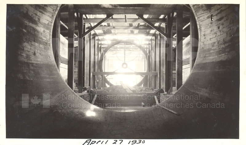 Sussex St. and John St. Labs- Album 2-Wind Tunnel April 27 1930 006