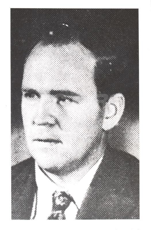 Dr. D.H.T. Boyd 1954