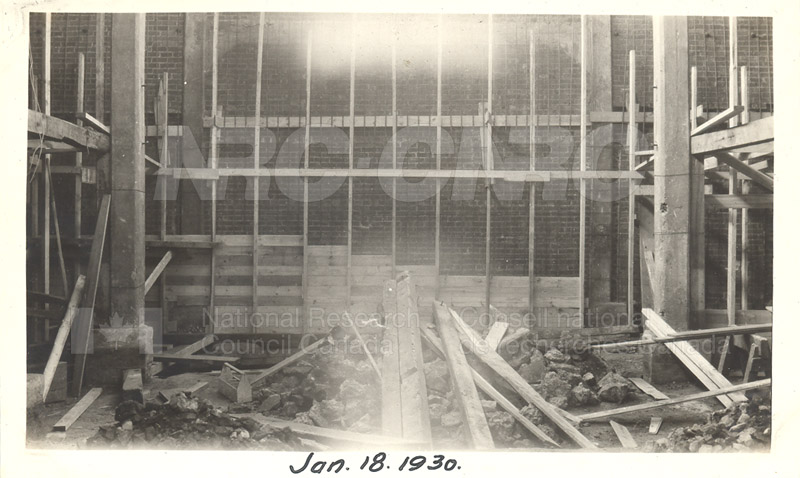Sussex St. and John St. Labs- Album 2-Wind Tunnel Jan. 18 1930 004
