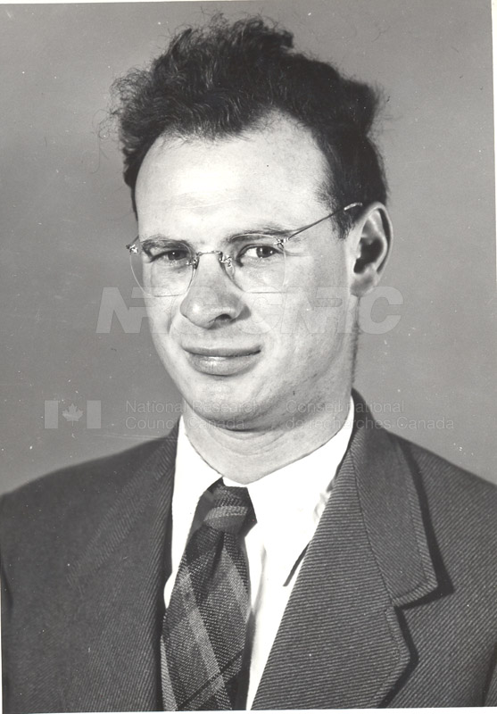 Photographs of Postdoctorate Issue 1957 125