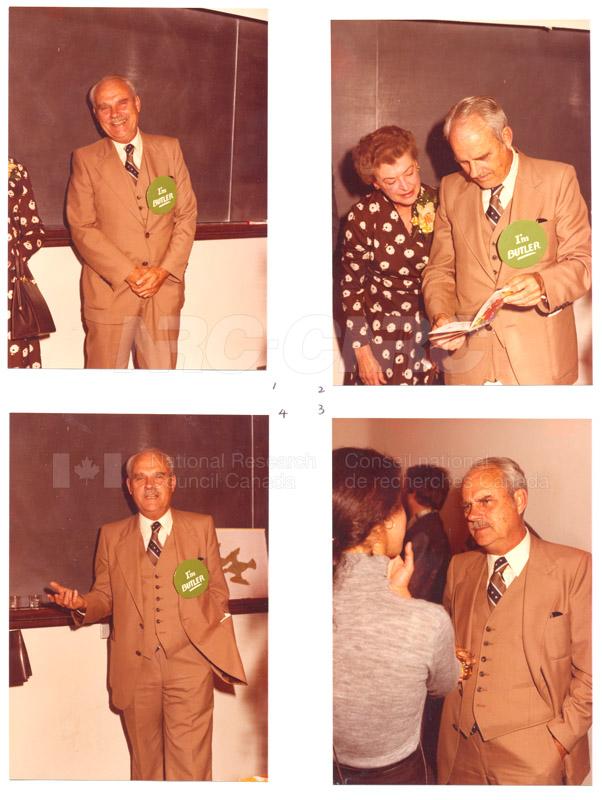 Dr. G.C. Butler Retirement 1978 006