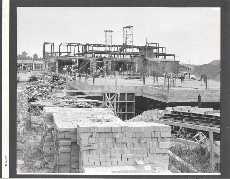 Construction of M-50 Summer 1952 #3180 001