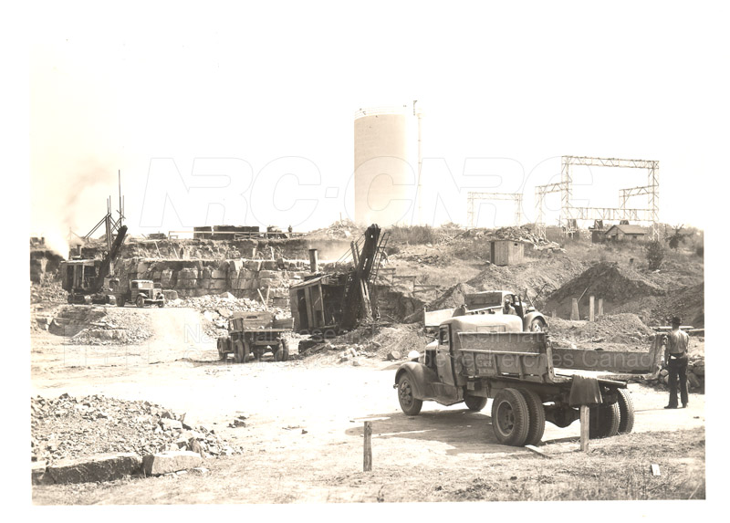 Construction and other Photos 1929-1937 200
