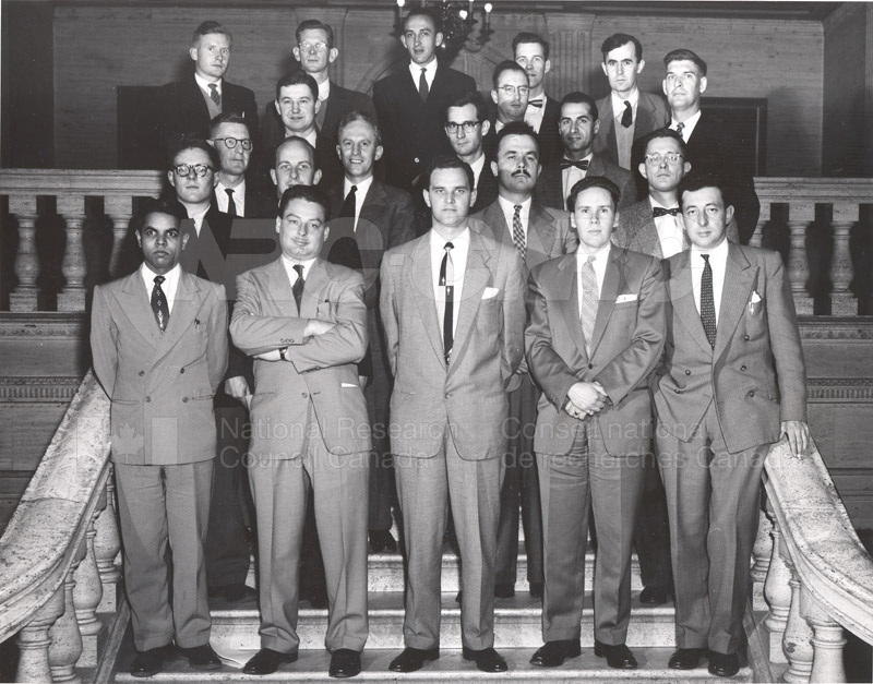 Canadian Symposium on Melting, Diffusion and Related Topics Oct. 1955