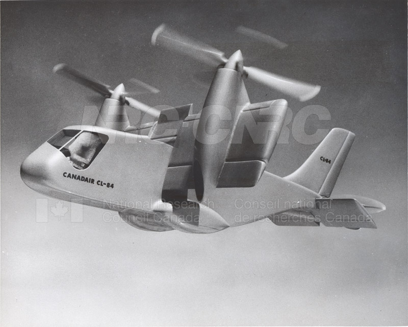 Aircraft from CANADAIR 006