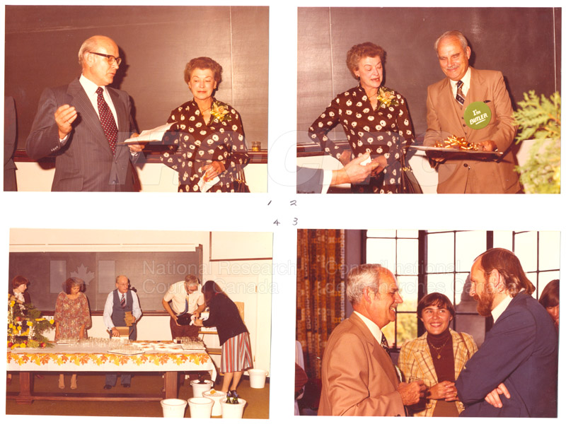 Dr. G.C. Butler Retirement 1978 005