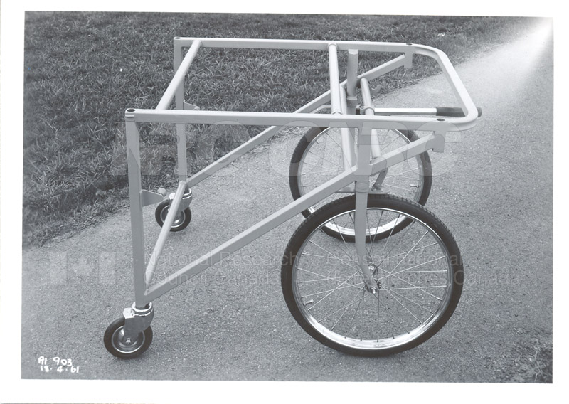George Klein Wheel Chair 011