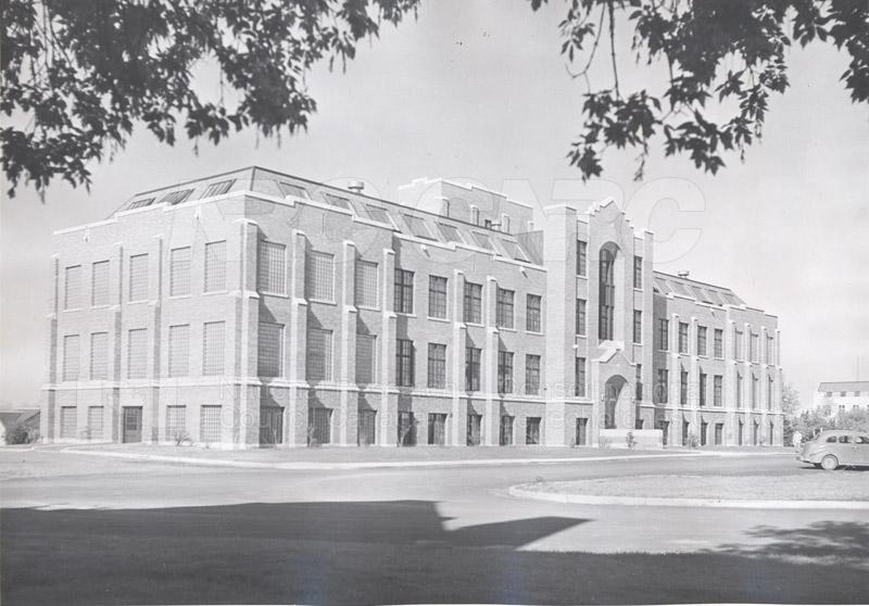 Prairie Regional Laboratories 1952