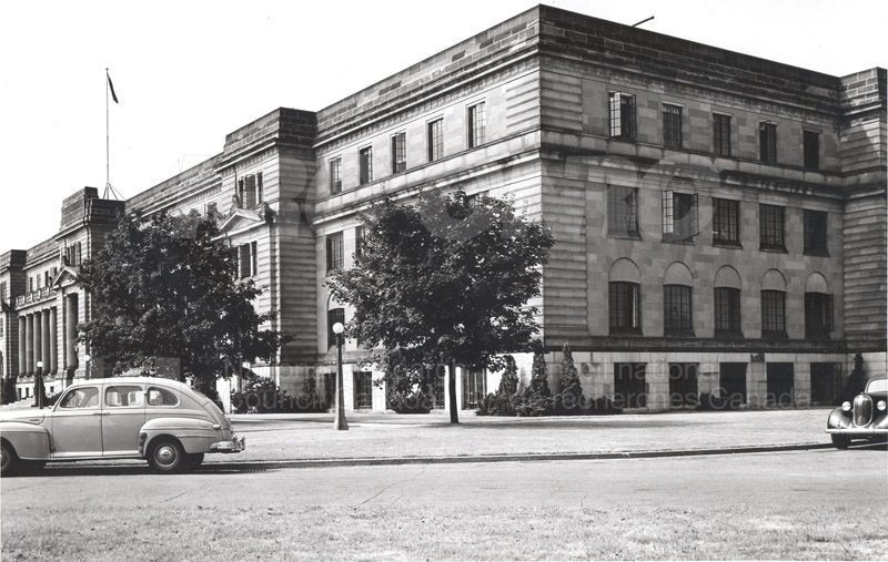 100 Sussex Drive East Wing c.1945