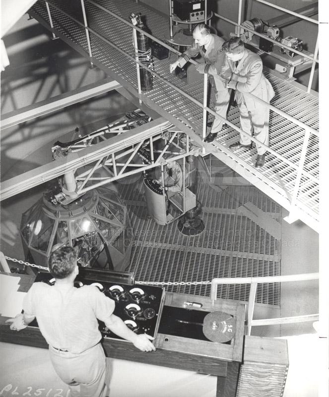 Accelerator Centrifuge 1941