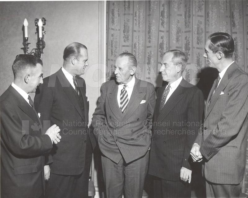 10th Soil Mechanics Conference 1956