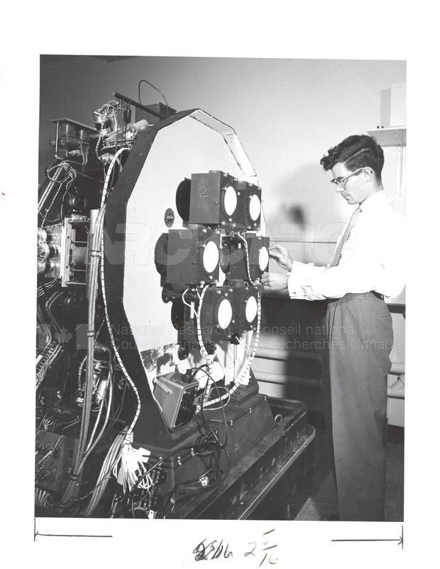 Radiation Optics- Graham Fielder- Colorimeter 1965