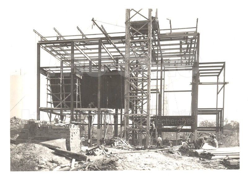 Construction and other Photos 1929-1937 196