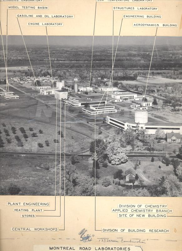 NRC Buildings Montreal Road Labs 001