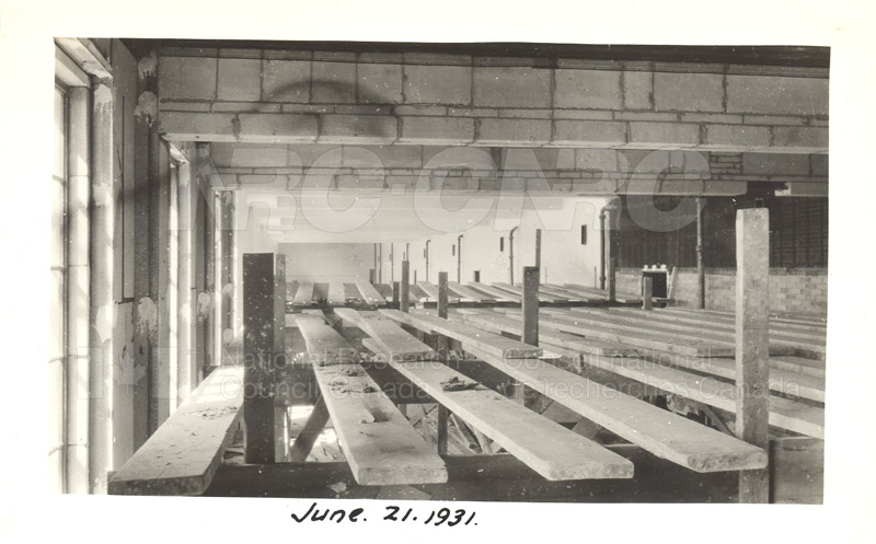 Sussex St. and John St. Labs- Album 1-Main Building June 21 1931 014