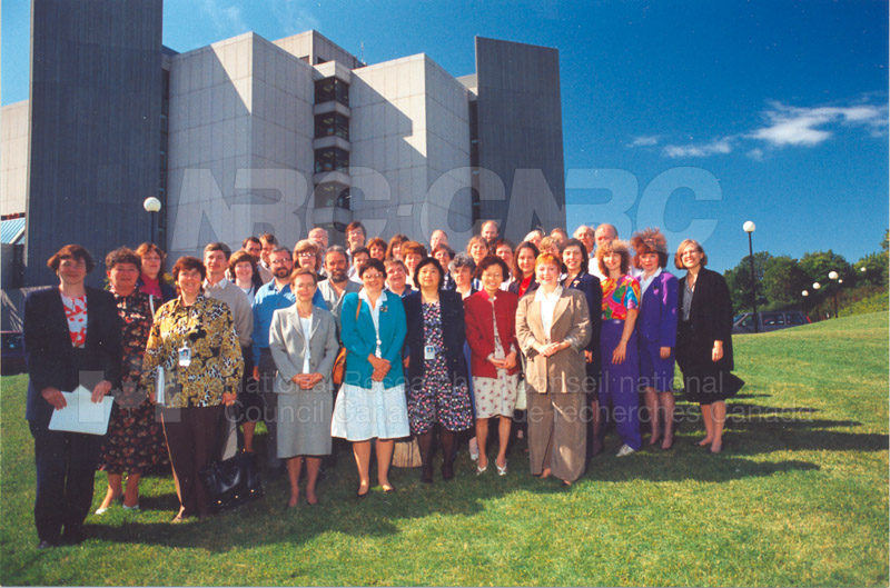 National Information Centre Librarians 1996-1997 005