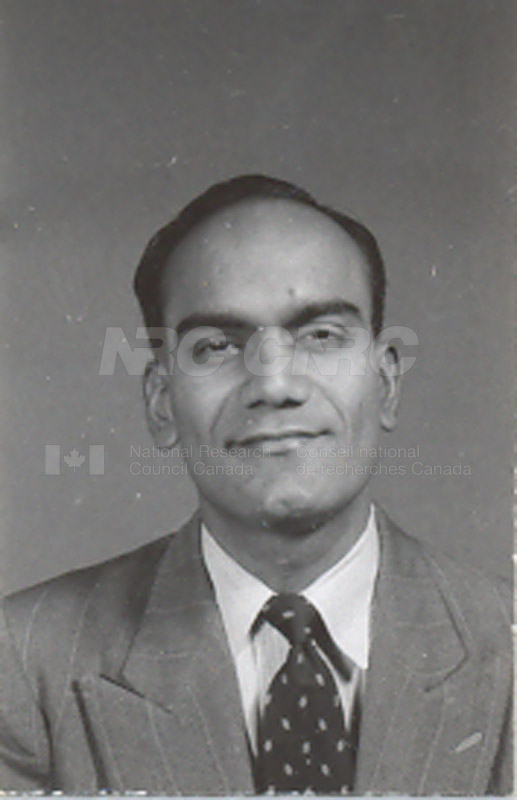 Photographs of Postdoctorate Issue 1957 009