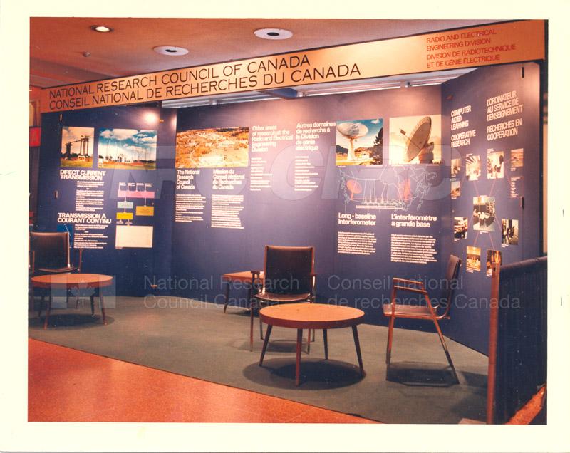 NRC Exhibit Display - REED n.d.