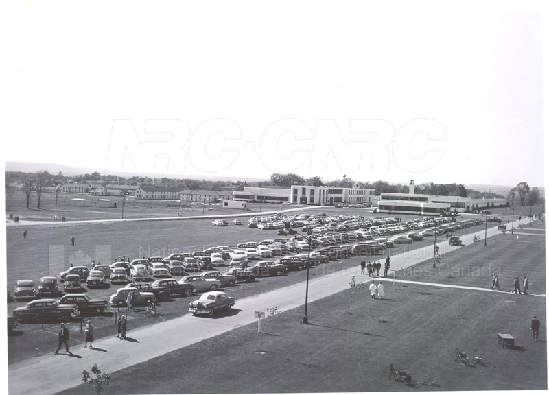NRC Open House- Montreal Road 1954 025
