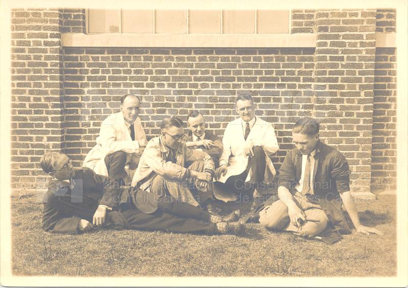 Newton's Group 1929
