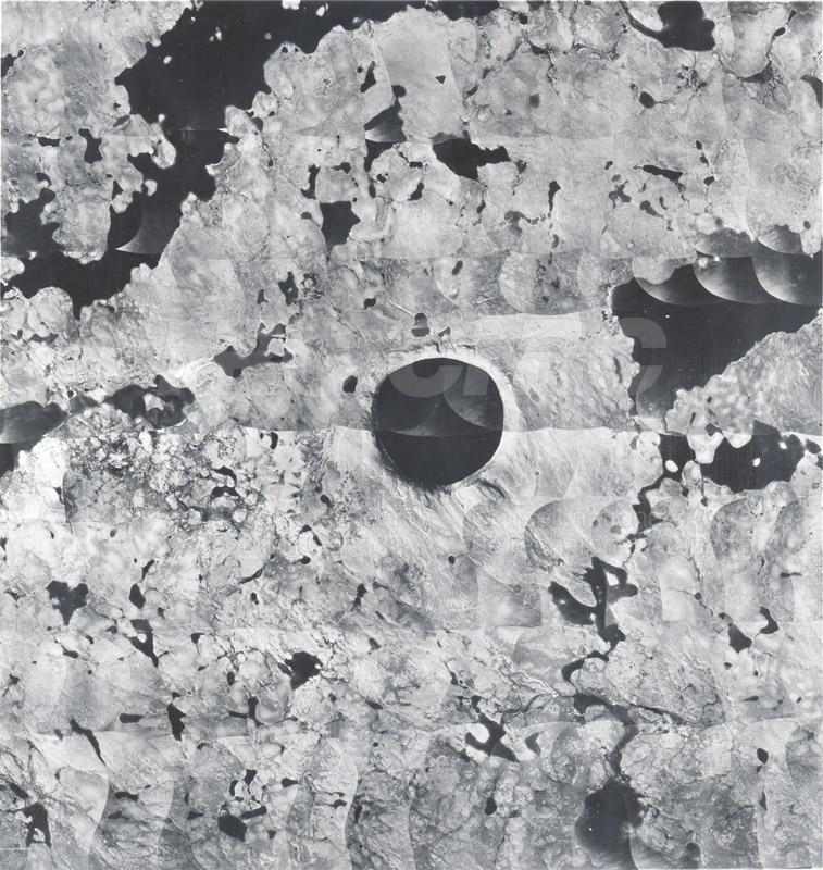 New Quebec Crater