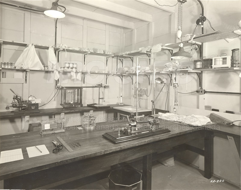 Division of Chemistry- Laundry Research KK-290