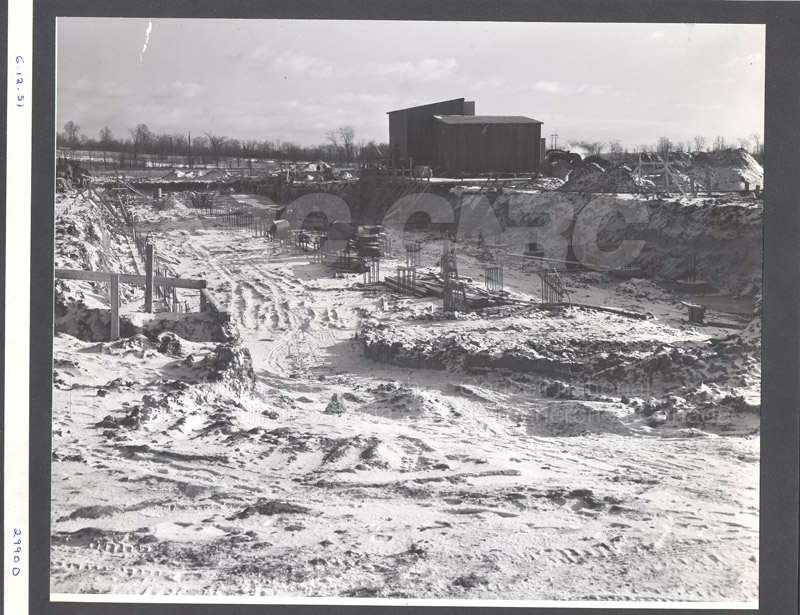 Administration Building Construction 1950s 013