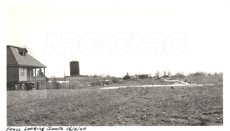 Administration and Wind Tunnels Construction 1940 003