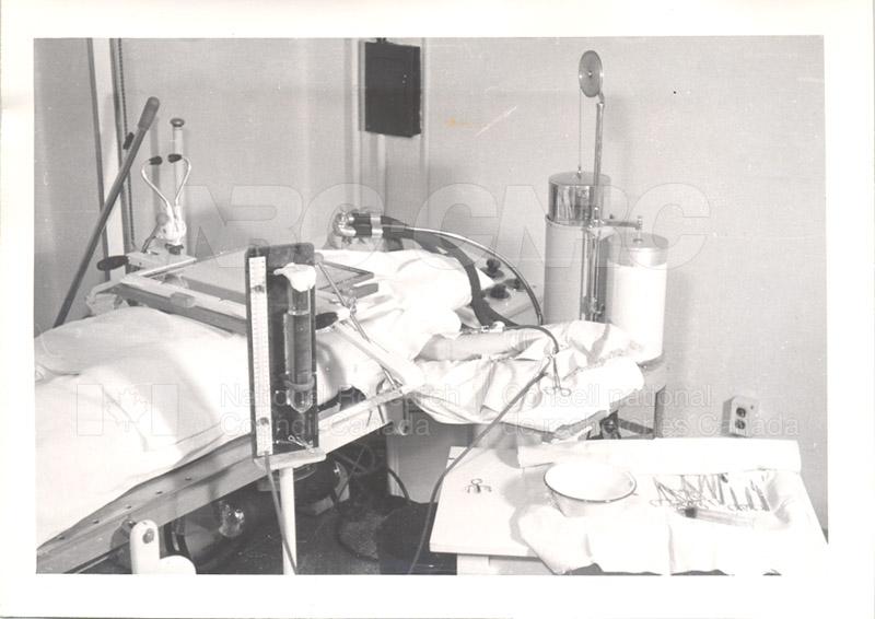 University of Manitoba Cardiac Catheterization Unit 001