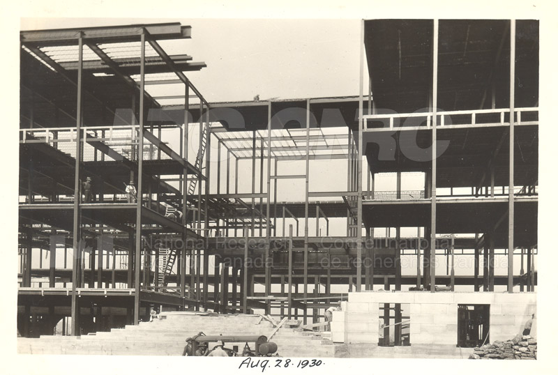 Sussex St. and John St. Labs- Album 1-Main Building August 28 1930 002