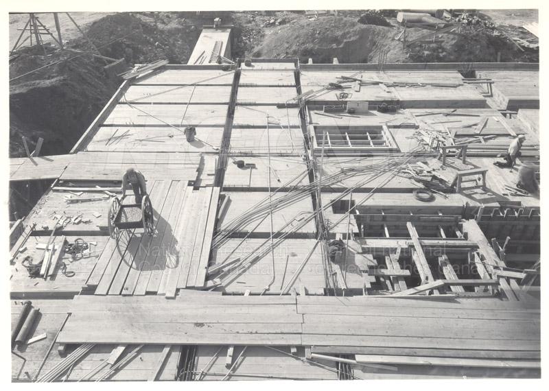 Construction Photographs 282