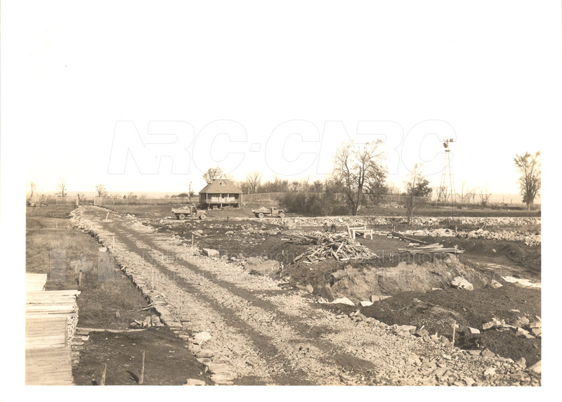 Construction and other Photos 1929-1937 292