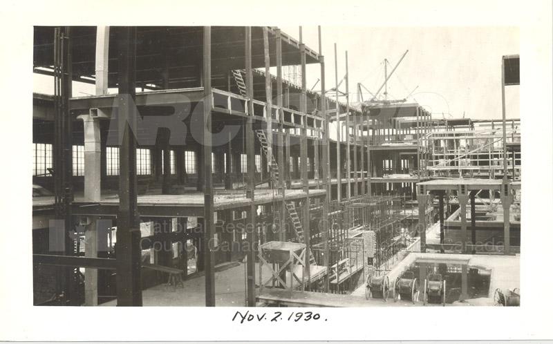 Sussex St. and John St. Labs- Album 1-Main Building Nov. 2 1930 007
