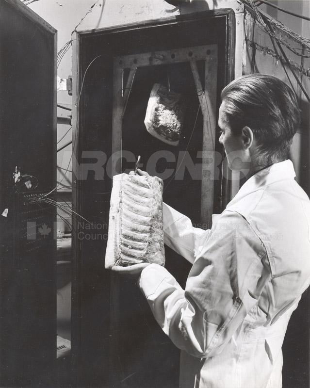 Food Chemistry- Meat Storage c.1948 001