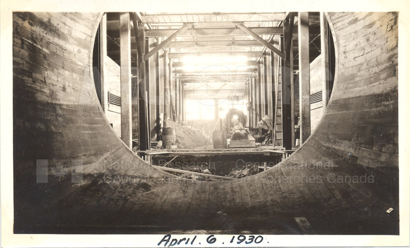 Sussex St. and John St. Labs- Album 2-Wind Tunnel April 6 1930 001