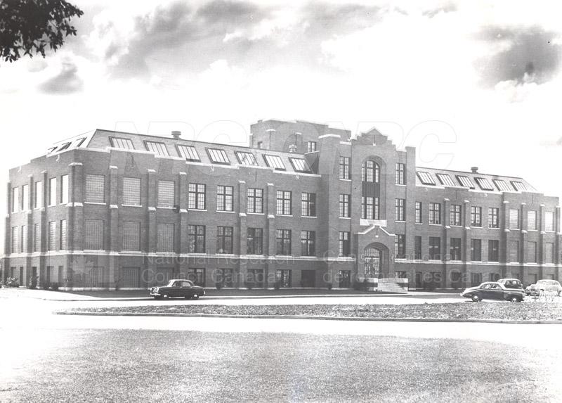 Prairie Regional Lab 1952
