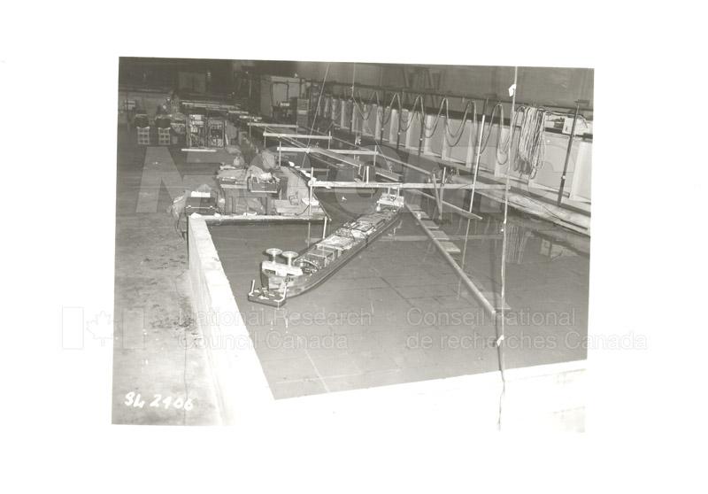 Lock Model Study 1986 001