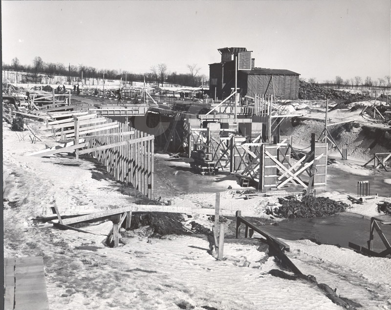 Construction of M-50 March 11 1952 #3057