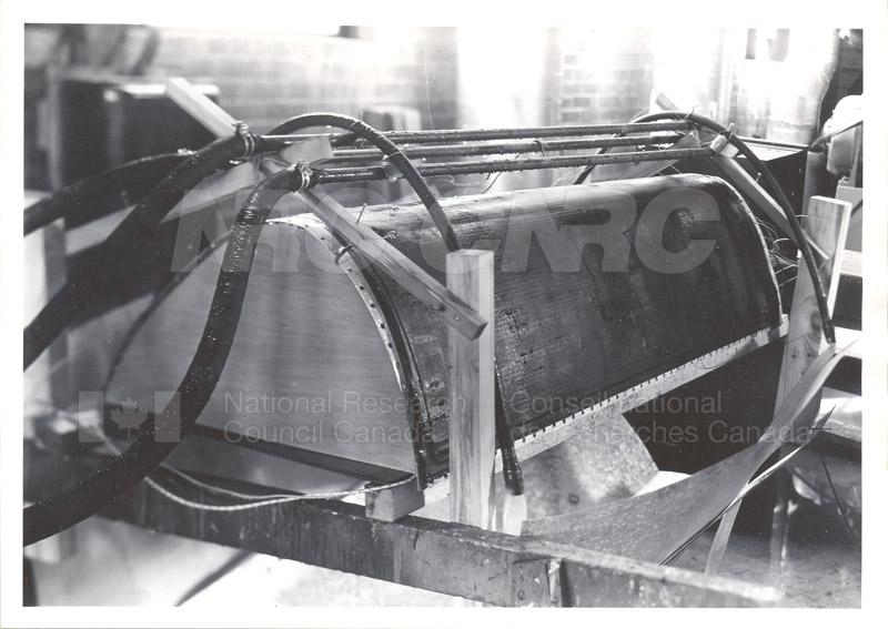 Wing Pad Ribbon Type Endurance Test 001